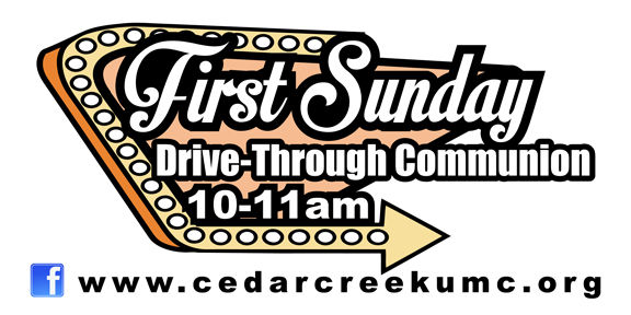 Drive-Through_Cedar Creek UMC banners b