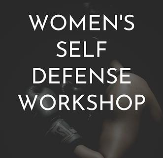 Women's Self Defense Workshop Website Im