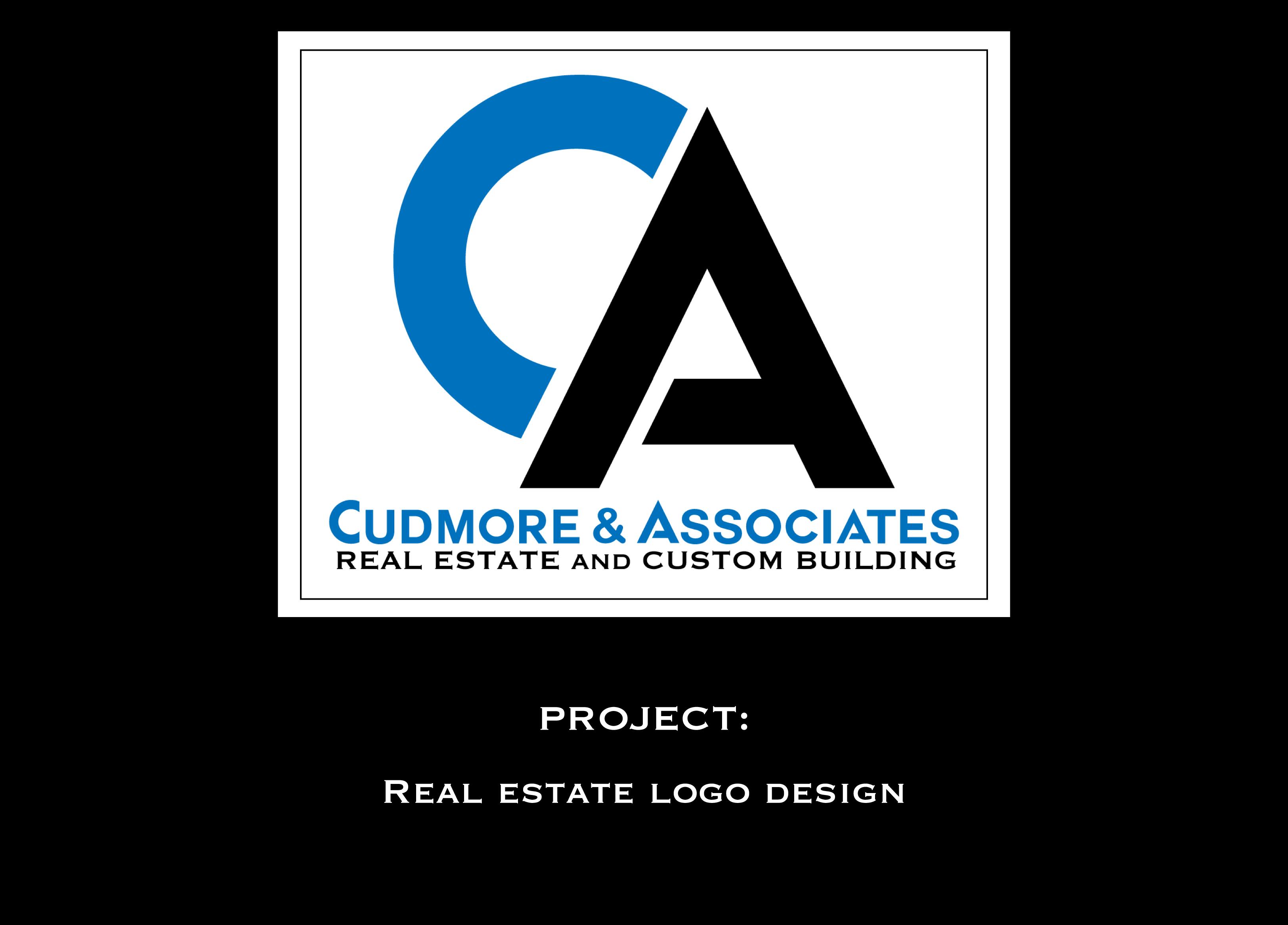 Cudmore Associates logo design