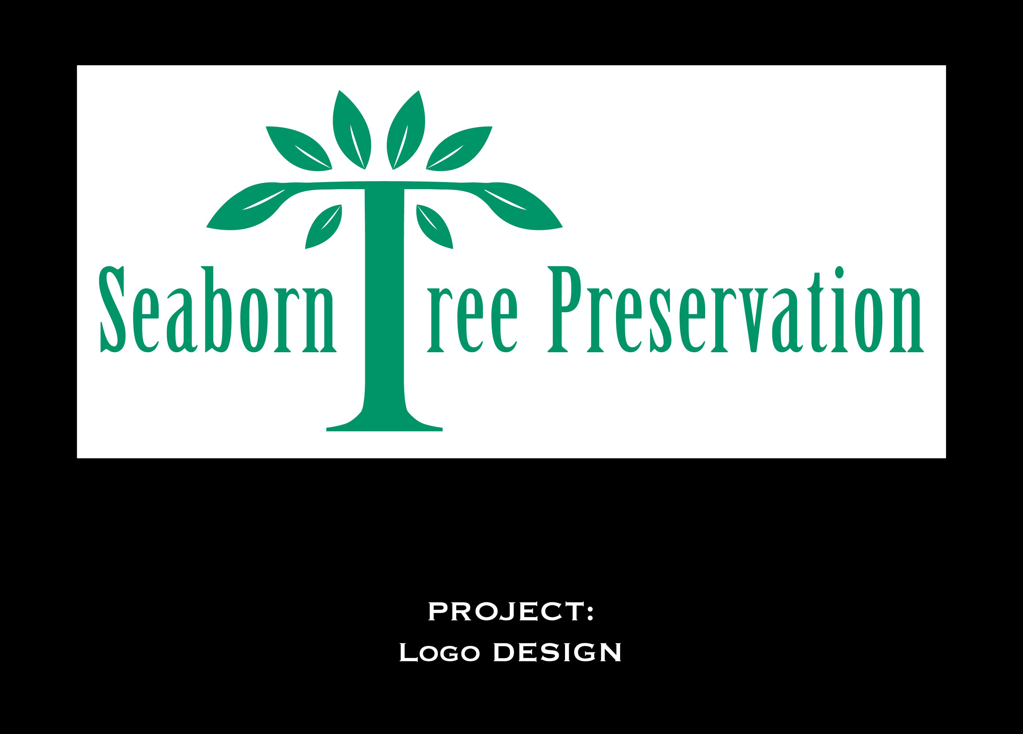 Seaborn logo design