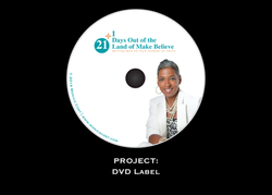 MC DVD label