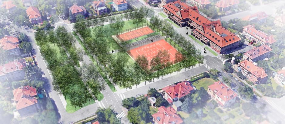 V soutěži Macharovo náměstí České komory architektů nás ocenili 3.cenou!