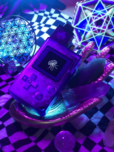 Riding to Purple Haze 通 往 紫 色 迷 霧