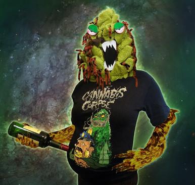 嘗嘗弗吉尼亞州的420死金樂隊 Cannabis Corpse