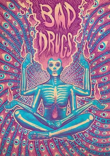 合 成 毒 物 從 未 止 步 Designer Drugs 科普