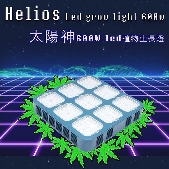 太陽神植物生長燈 Helios led grow light 600w