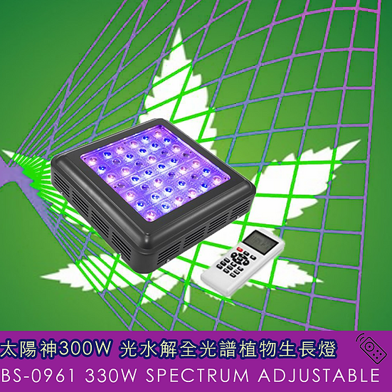 remote control dimmable hydroponic full spectrum led grow lighting
