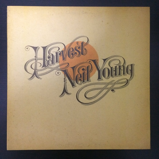 Neil Young–Harvest