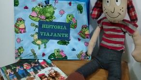 História Viajante - um incentivo para a leitura