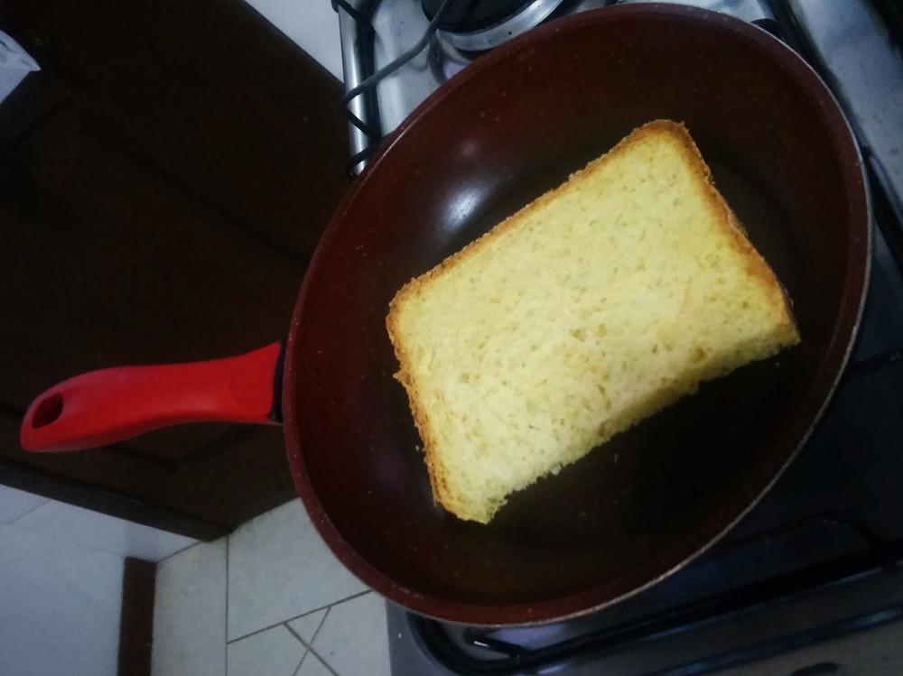 torrar o pão