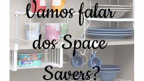 Solução para armários pequenos