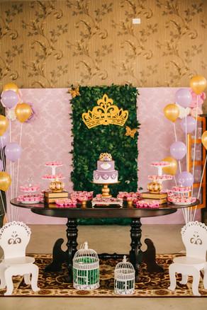 Festa Infantil: Princesa Sofia