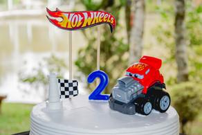 Festa Hot Wheels DIY