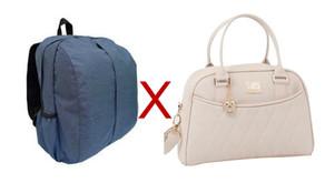 Mochila ou bolsa maternidade? Qual escolher?