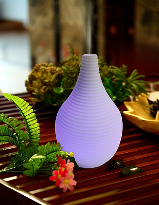 Sienna Glass Aroma Diffuser	(Case of 6) Unit Price £15.95