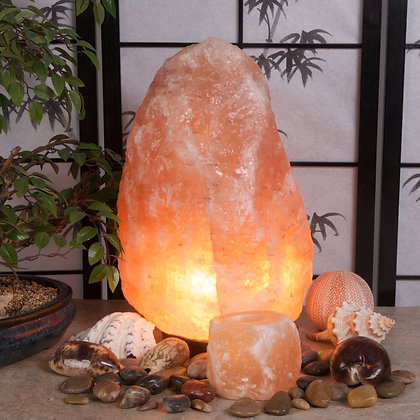 Classic Himalayan Salt Lamp 20-25kg(Case of 1) Unit Price £23.95