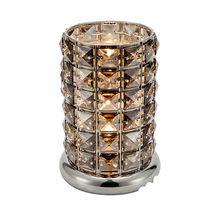 Grey Crystal Aroma Touch Lamp (Case of 6)