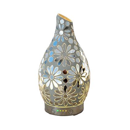 Stellar Silver Flower Diffuser (Case of 12) Unit Price £19.95
