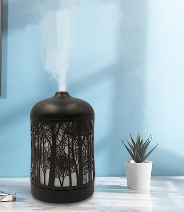 Forest 100ml Metal Diffuser, 15cm