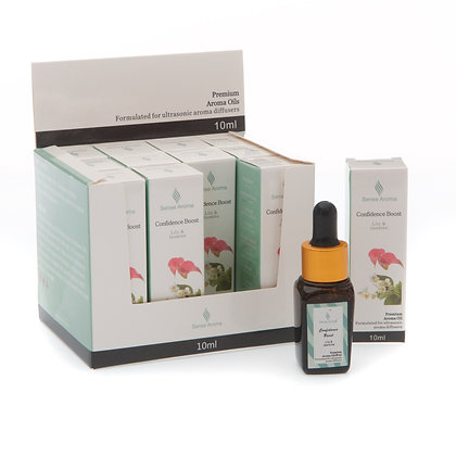 Confidence Boost Premium Fragrance Oil 10ml (Case of 12) Unit Price £1.75