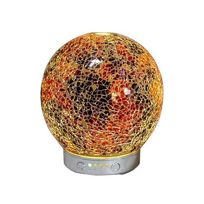 Vega Burnt Orange Mosaic Diffuser