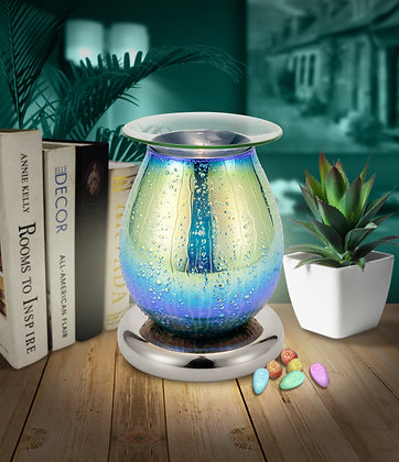 Blue Water Droplets Touch Lamp (6 Units)