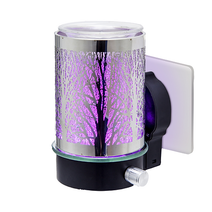 Silver Tree LED Plug In Warmers (Case of 12) Unit Price £9.75