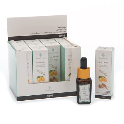 Noir Delice Premium Fragrance Oil 10ml (Case of 12) Unit Price £1.75