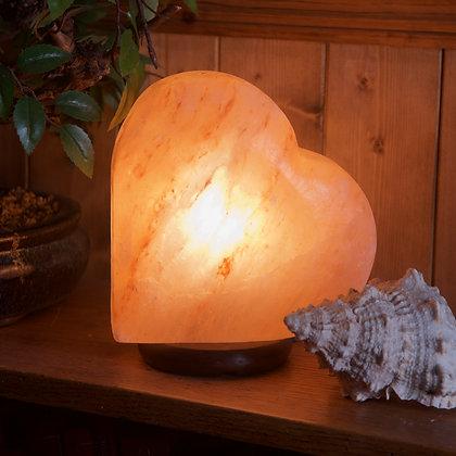 Heart Shaped Salt Lamp (Case of 6) Unit Price £11.95