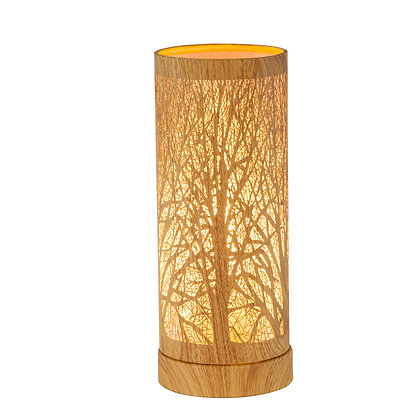 Oak Tree Touch Lamp