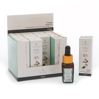 Paradise Premium Fragrance Oil  10ml (Case of 12) Unit Price £1.75