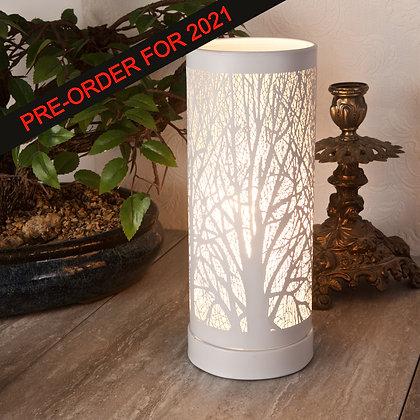 White LED Aroma Lamp(Case of 6) Unit Price £12.75