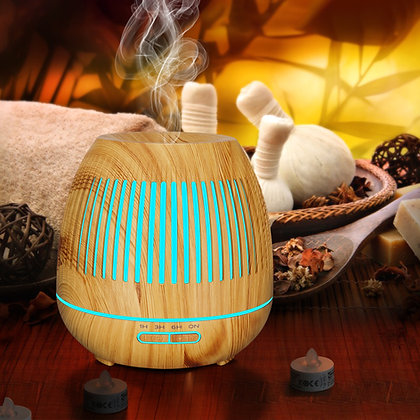 Oak Arena Diffuser with Remote Control (400 ml), (17cm)