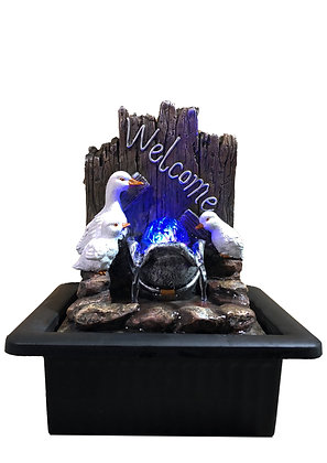 Duck Family Fountain (Case of 6) Unit Price £15.95