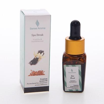 Spa Break Premium Fragrance Oil 10ml