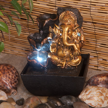 Mini Ganesh Water Fountain (Case of (6) Unit Price £8.95