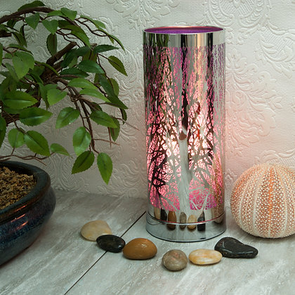 Purple Aroma Touch Lamp