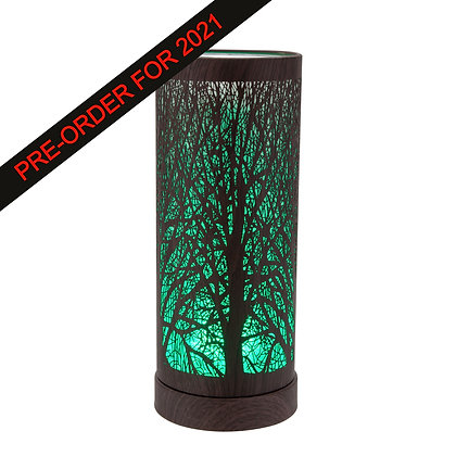 Walnut Tree Wood Grain Colour Changing LED (Case of 6) Unit Price £12.95