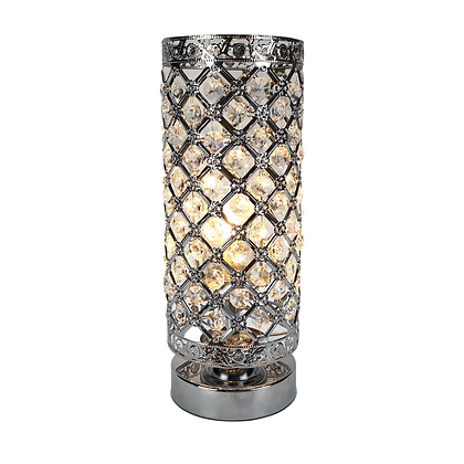 Silver White Elegance Aroma Touch Lamp (Case of 6) Unit Price £12.95