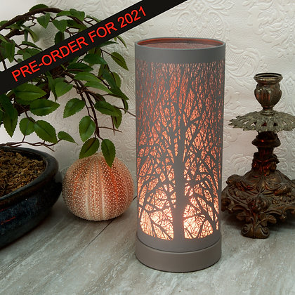 Grey LED Colour Changing Aroma Lamp(Case of 6) Unit Price £12.25
