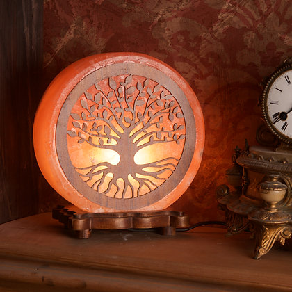 Tree of Life Salt Lamp(Case of 3) Unit Price £12.95