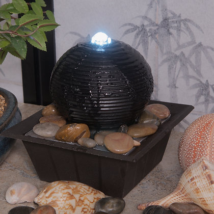 Globe of Goodness Fountain Case of (6) Unit Price £14.95