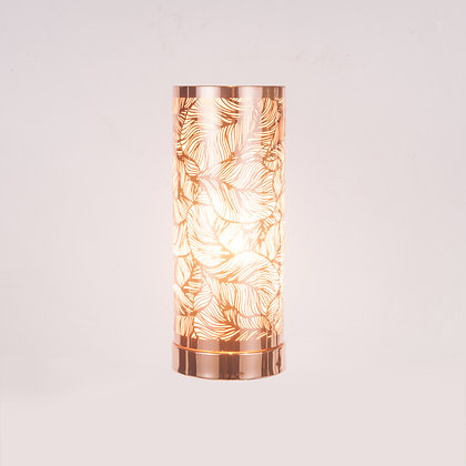 Rose Gold Aroma Touch Lamp