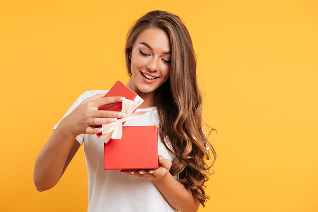 Gift Wrap your purchase