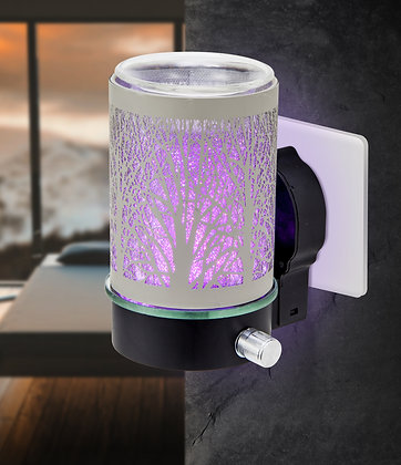 Grey Tree LED Plug In Warmers (Case of 12) Unit Price £9.75