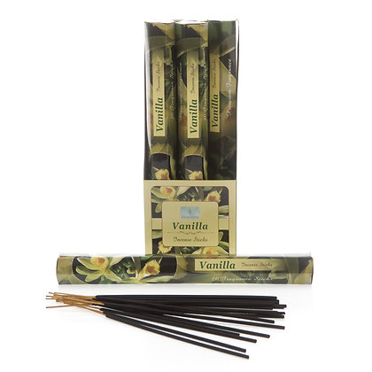 Vanilla Incense Sticks (Case of 12) Unit Price £1.50