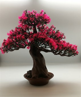 Pink Bonsai Tree (38cm)