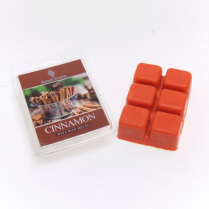Cinnamon Wax Melt Bar (Case of 12) Unit Price £1.50