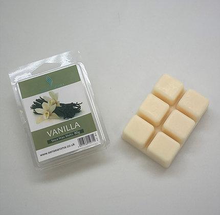 Vanilla Wax Melt Bar (Case of 12) Unit Price £1.50