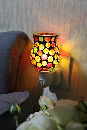 Calypso Circles Tulip Mosaic Wax Warmer(Case of 6) Unit Price £5.95